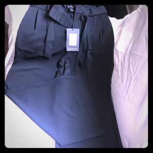 Who What Wear gaucho trouser pant